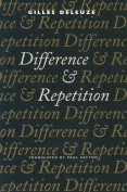 Difference and Repetition (European Perspectives