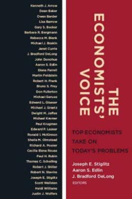 Download The Economists' Voice Epub