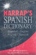 Harrap Spanish-English/English-Spanish Dictionary