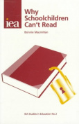 Why Schoolchildren Can't Read