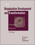 Organization Development and Transformation