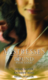 Mistresses: Bound with Gold (Mistresses Collection)