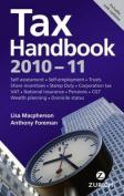 Zurich Tax Handbook: 2010-2011