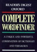 Oxford Complete Wordfinder