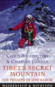 Tibet s Secret Mountain Poster