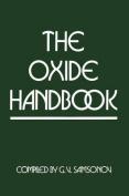 The Oxide Handbook.