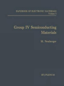 Group IV Semiconducting Materials