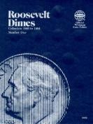 Coin Folders Dimes