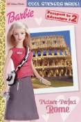 Barbie Passport #2:Pict-Perf Rome