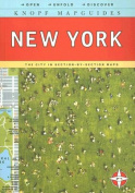 New York (Knopf Mapguides)