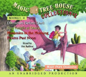 Magic Tree House Collection Books 1-4  [Audio]