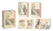 Pride and Prejudice Jane Austen Note Cards [With 17 Envelopes]