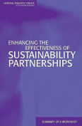 Enhancing the Effectiveness of Sustainability Partnerships