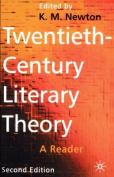 Twentieth-Century Literary Theory