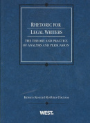 Rhetoric for Legal Writers