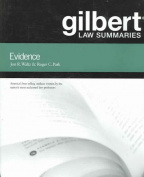 Gilbert Law Summaries on Evidence, 18th