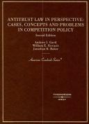 Antitrust Law in Perspective