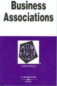Business Associations in a Nutshell (In a Nutshell