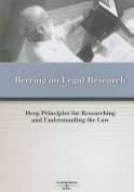 Berring on Legal Research [Audio]