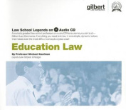 Education Law  [Audio]