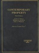 Contemporary Property (American Casebooks