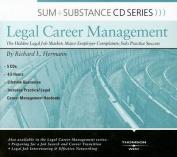 Legal Career Management [Audio]