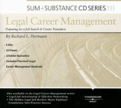 Legal Career Management [Audio]