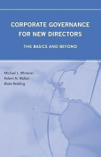 Corporate Governance for New Directors