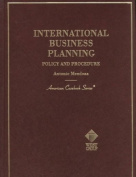 Intl Bus Planning Policy & Pro