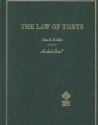 Dobbs Hornbook Law Torts