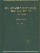 Calamari & Perillo Contracts 5