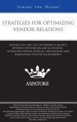 Strategies for Optimizing Vendor Relations