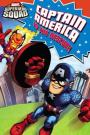Captain America to the Rescue!