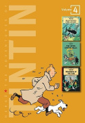 Adventures of Tintin 3 Complete Adventures in 1 Volume