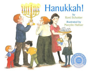 Hanukkah! [Board book]