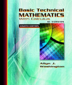 Basic Technical Mathematics with Calculus Metric Version