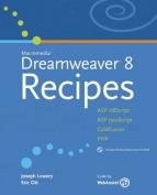 Macromedia Dreamweaver 8 Recipes