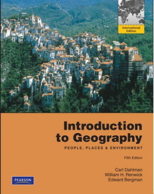 Introduction to Geography: People, Places, and Environment