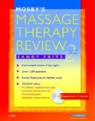 Mosby's Massage Therapy Review [With CDROM]