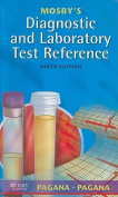 Mosby's Diagnostic and Laboratory Test Reference [With eBook]