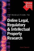 Introduction to Online Legal, Regulatory & Intellectual Prop