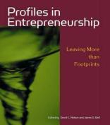 Profiles in Entrepreneurship