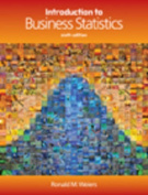Introduction to Business Statistics [With CDROM]