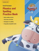 Reading 2007 Spelling Practice Book Grade 1