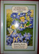Australian Flower Fairy Birthday Book