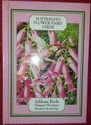 Australian Flower Fairy Address Book