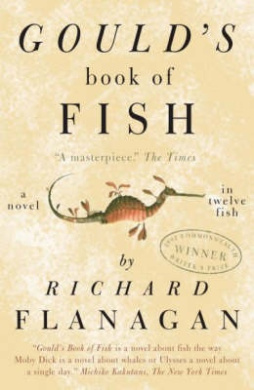 Gould 39 s book of fish richard flanagan shop online for for Fishpond books