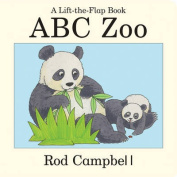 ABC Zoo [Board book]