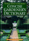 The RHS Shorter Dictionary of Gardening