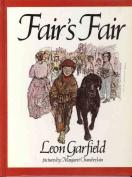 Fair's Fair (Knight Books)